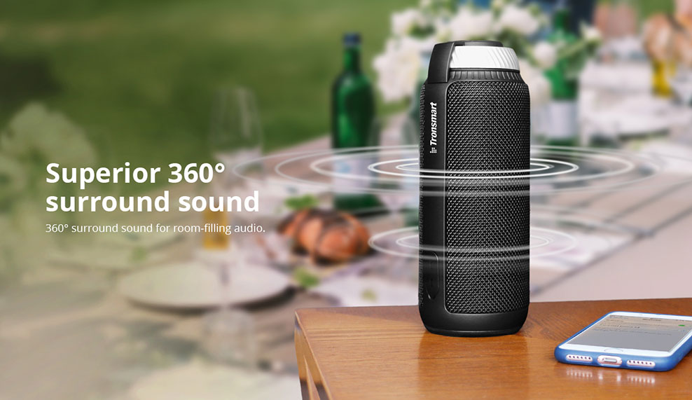 Tronsmart Element T6 Wireless Bluetooth Speaker