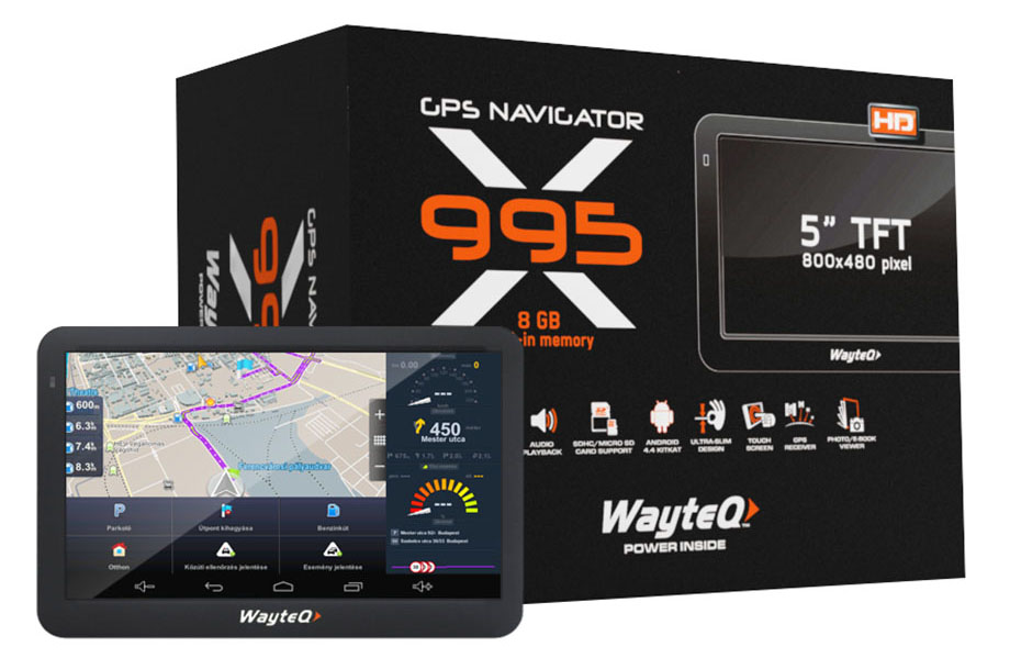 WayteQ x995