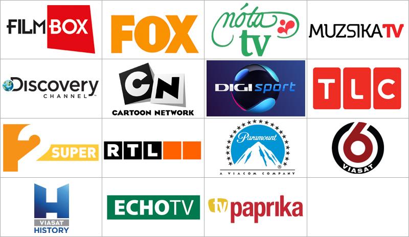 MinDig TV Extra csatornakiosztás 2014. október 1-től