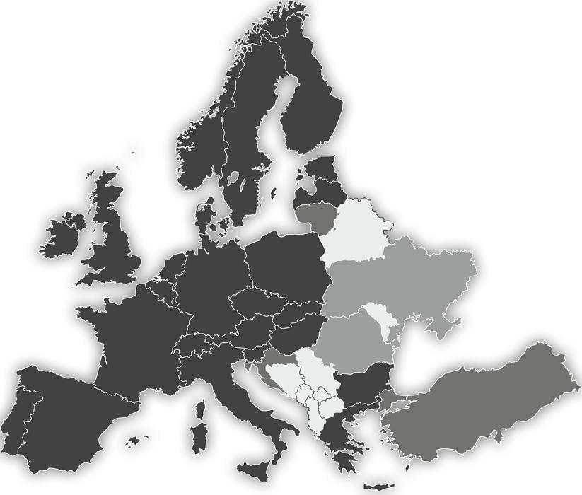 európa térkép gps re WayteQ x995 Android GPS + Sygic 3D EU   WayteQ Europe európa térkép gps re