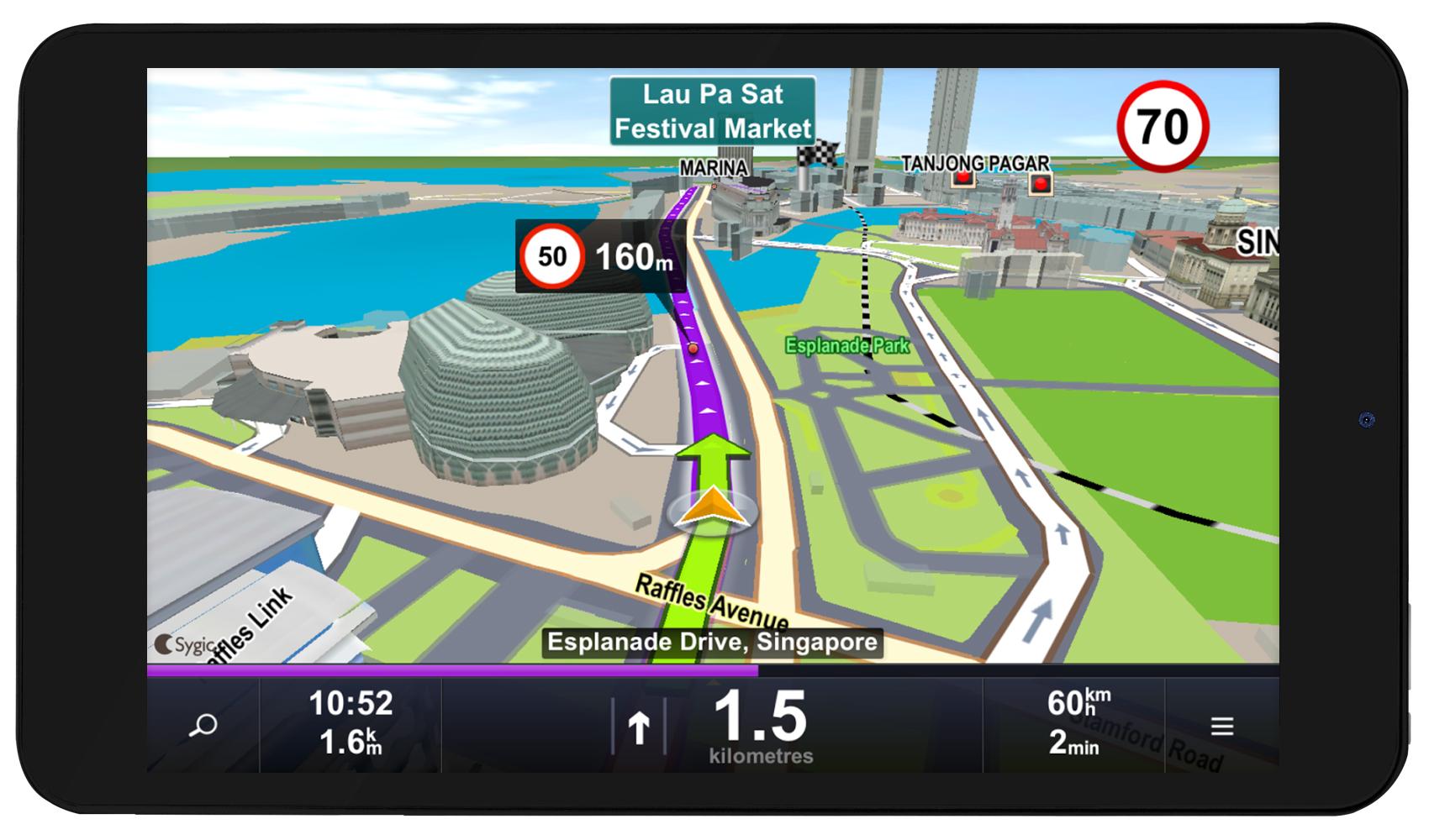 WayteQ XTAB 8Q GPS + Sygic 3D | WayteQ Europe