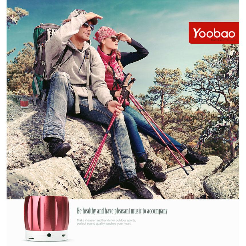 Yoobao Bluetooth hangszóró